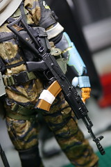 Custom AK-74 (kevchan1103) Tags: wjl toys disguiser metal gear solid v 5 the phantom pain venom snake big boss mgs mgsv mgsvtpp tpp custom action figure