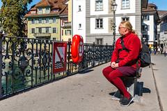 Luzern/Schweiz 21. März 2019 (karlheinz klingbeil) Tags: strumpfhose skirt menintights tights luzern city menschen mode suisse collant schweiz manninstrumpfhose stadt rock people fashion switzerland kantonluzern