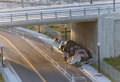 A Sacramento Reality (dcnelson1898) Tags: sacramento sacramentocounty city capital centralvalley california america usa unitedstates homeless poverty tents