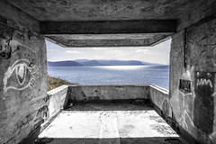 WWII Royal Artillery's Coastal Gunnery School_0993-Edit (spacejunkie2) Tags: ww2 artillery coastal gunnery school west shore great orme shoreburyness
