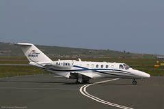Citation 525A 9A-DWA at Isle of Man EGNS 17/04/19 (IOM Aviation Photography) Tags: citation 525a 9adwa isle man egns 170419