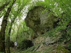 Falaise de Cussey Sur Lison (francky25) Tags: falaise de cussey sur lison karst exploration franchecomté doubs printemps
