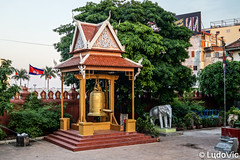 Phnom Penh, Wat Ounalom (2)