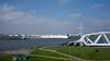 Maeslantkering - Storm surge barrier (De Witt's) Tags: rotterdam netherlands stormvloedkering stormsurgebarrier nieuwewaterweg canal maeslantkering