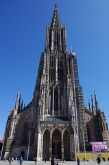 Ulmer Münster 1 (greenoid) Tags: ulm ulmer münster kirche church old alt gotik gothic cathedral kathedrale