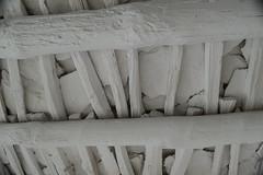 TECHO TINAO, ALPUJARRAS (Pepe Rodríguez Cádiz) Tags: arquitecturapopular pueblo blanco techo madera alpujarras