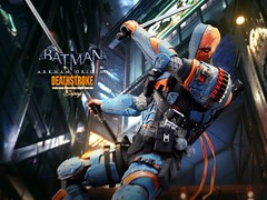 DS_000d (siuping1018) Tags: hottoys siuping siuping1018 dc batman arkhamknight arkhamorigins deathstroke photography actionfigures onesixthscale toy canon 5dmarkii 50mm