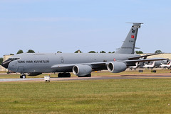 57-2609_01 (GH@BHD) Tags: 572609 boeing 707 b707 kc135 kc135r stratotanker turkishairforce riat2017 riat royalinternationalairtattoo raffairford fairford tanker transporter transport cargo freighter military aircraft aviation airliner
