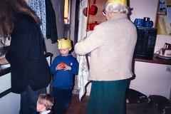 366_DorothyOliver (wrightfamilyarchive) Tags: linda edward oliver wright dorothy holeman christmas