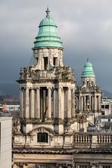 Belfast City Hall (string_bass_dave) Tags: architecture northernireland donegallsquare belfastcityhall flickr belfast unitedkingdom