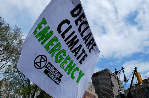 Climate Emergency, From FlickrPhotos