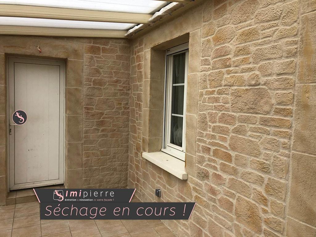 Intérieur De Véranda Sur La Rochelle Décoration Murale (imipierre) Tags:  Véranda Murs Décoration