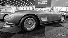 Ferrari 250 GT Spyder California (Ramon Kok) Tags: 402 402automotive ams amsterdammotorshow car cargeek carporn cars custom exclusive ferrari ferrari250gt ferrari250gtspydercalifornia hypercar iams internationalamsterdammotorshow motorshow rai raiamsterdam spydercalifornia supercar amsterdam noordholland nederland