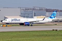 Airbus A321neo - D-AVXK - XFW - 17.04.2019 (Matthias Schichta) Tags: