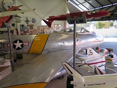 "North American F-86F-30NA Sabre 00001 • <a style=""font-size:0.8em;"" href=""http://www.flickr.com/photos/81723459@N04/46907742565/"" target=""_blank"">View on Flickr</a>"