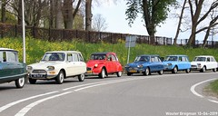 Voorjaarsrit 2019, Ami Vereniging Nederland. (XBXG) Tags: 2770du dz0661 kb75vs 46gvsz 13dn47 citroën ami 8 citroënami8 citroënami ami8 6 citroënami6 ami6 2cv6 2cv voorjaarsrit 2019 amiverenigingnederland avn gj van heuven goedhartweg n216 schoonhoven zuidholland nederland holland netherlands paysbas vintage old classic french car auto automobile voiture ancienne française france frankrijk vehicle outdoor