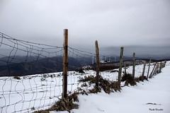 Oiz, Bizkaia, 02-2019. 53EE6439-04CB-4A11-B976-1D38AEE2B1A4 (Maite Urrutxi) Tags: nieve invierno nubes