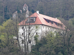 Outbuilding Monastery Schoenbuehel (photo_paddler) Tags: urope austria wachau valley village color outdoor spring day availablelight wachauvalley
