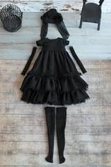 IMG_9805==1 (Elena_art) Tags: barbiedivergenttris barbie etsy handmade dress boho