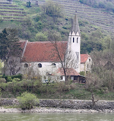 Pfarrkirche near Spitz of the Wachau Valley (photo_paddler) Tags: europe austria wachauvalley village day spring color outdoor availablelight