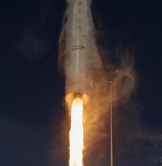Northrop Grumman Antares CRS-11 Launch (NHQ201904170017) (NASA HQ PHOTO) Tags: wallopsisland midatlanticregionalspaceportmars launch nasa northrupgrumman nasawallopsflightfacility antares virginia ng11 cygnus va usa billingalls