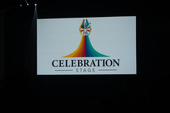 Celebration Stage Logo (Pixiagraphy) Tags: star wars celebration starwarscelebration starwars convention chicago mccormick con