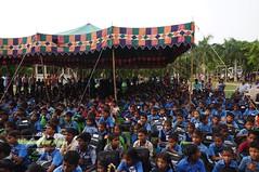 WFABTS08488 (Wisdomforasia) Tags: backpacks backtoschool wisdomforasia village children helping schoolsupplies