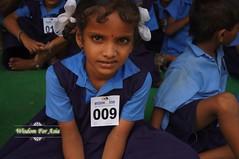 WFABTS08392 (Wisdomforasia) Tags: backpacks backtoschool wisdomforasia village children helping schoolsupplies