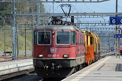 SBB 420 261, Arth Goldau, 15-04-19 (afc45014) Tags: sbb arthgoldau 420261 re44