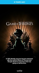 Timehop: Game of Thrones (TV Series) (04/17/19) #timehop #abe #gameofthrones #fantasy #drama #2011tvseries (Note: Today I put out the Game of Thrones collectible figurines in R-Zone World) (iTeodoro1991) Tags: timehop abe gameofthrones fantasy drama 2011tvseries