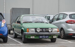 1977 Opel Rekord 44-TG-07 (Stollie1) Tags: 1977 opel rekord 44tg07 tilburg