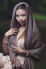 Ria (Nino Pucio Photography) Tags: woman pretty fashion photography portraits lifestyle conceptual nikon ninopuciophotography victorian hair portrait
