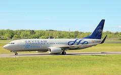Air Europa, EC-LPQ, MSN 35496, Boenig 737-85P, 11.05.2019, HAM-EDDH, Hamburg (Sky Team livery) (henryk.konrad) Tags: aireuropa eclpq msn35496 boenig b738 73785p hamburg hameddh henrykkonrad skyteam