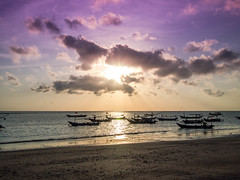 Sunset in Bali (mpowerwind) Tags: balitrip balitravel travelphotography seaview beachside sampan sunset bali travelshot sunsetshot streetphotography streetphotoshot streetshot streetsstorytelling lensculturestreets capturestreets mft 20mmf17 olympus ep3