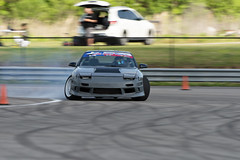 DSC_0797 (Find The Apex) Tags: nolamotorsportspark nodrft drifting drift cars automotive automotivephotography nikon d800 nikond800 nissan 240sx nissan240sx s13