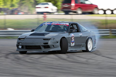 DSC_0801 (Find The Apex) Tags: nolamotorsportspark nodrft drifting drift cars automotive automotivephotography nikon d800 nikond800 nissan 240sx nissan240sx s13