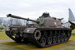 "M48 Patton Medium Tank 00001 • <a style=""font-size:0.8em;"" href=""http://www.flickr.com/photos/81723459@N04/46910242205/"" target=""_blank"">View on Flickr</a>"