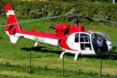 2-WMAN (GH@BHD) Tags: 2wman aerospatiale sa341 sa341g gazelle helicopter chopper rotor aircraft aviation