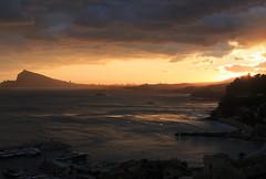 IMG_0819 Sunset Benidorm (jaro-es) Tags: costablanca clouds benidorm spanien spain spanelsko sol sonne sea sky sunset landschaft landscape light licht luz españa eos70d evening