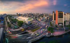 Bangkok's Central Train Station (Jakkawan Kritsananuwat) Tags: z6 nikon attraction twilight irix 15mm mirrorless bangkok thailand