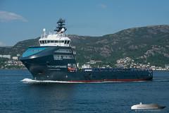Troms Capella [Explore #55] (Aviation & Maritime) Tags: tromscapella tromsoffshore tromsoffshoremanagement psv platformsupplyvessel supply supplyvessel offshore norway bergen
