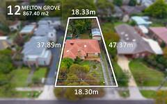 12 Melton Grove, Croydon VIC