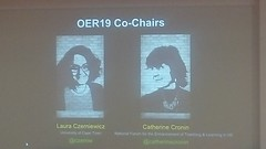 OER19, Galway (GO-GN) Tags: oer19 galway ireland conference