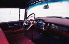 Cadillac (Antonin Cosset) Tags: canon fd f1 135 35mm 28 24x36 kodak kodakektar100 ektar 100 montgomeryalabama alabama al