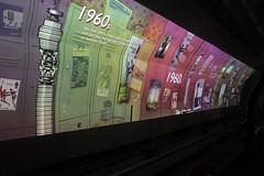 The Postal Museum and Mail Rail (Adam Swaine) Tags: londonpostalmuseum postal cities uk canon underground england english britain british history greatbritain mail 1960s