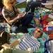Theresa and Val picnic
