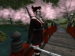 Samuri warrioress 5-11-19_002 (Justine Flirty) Tags: outfits looks variety