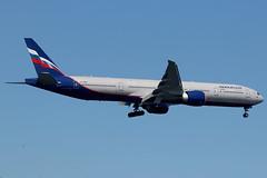 "VQ-BQB | Boeing 777-3M0ER | Aeroflot ""A. Kuprin / А. Куприн"" (cv880m) Tags: akuprin акуприн newyork jfk kjfk kennedy johnfkennedy aviation airliner airline aircraft airplane jetliner airport vqbqb boeing 777 773 777300 7773m0 aeroflot russia russianinternationalairlines triple7 tripleseven"