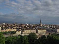 My hometown (VauGio) Tags: olympus pen f zuiko lens 14 150 mm torino turin piemonte italy italia landscape panorama mole antonelliana lacittàmetropolitanaditorinovistadavoi