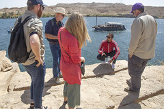 Following the Nile River from Luxor to Aswan, Egypt (Tim Brown's Pictures) Tags: egypt rivertours nileriver travel tours ancientegypt ancientworld ancientquarry gebelelsilsilastonequarry